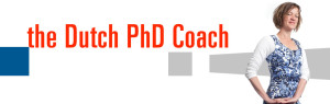 The dutch PhD coach
