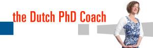 The dutch PhD coach